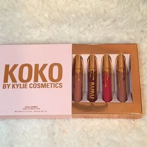 Koko Lip Collection